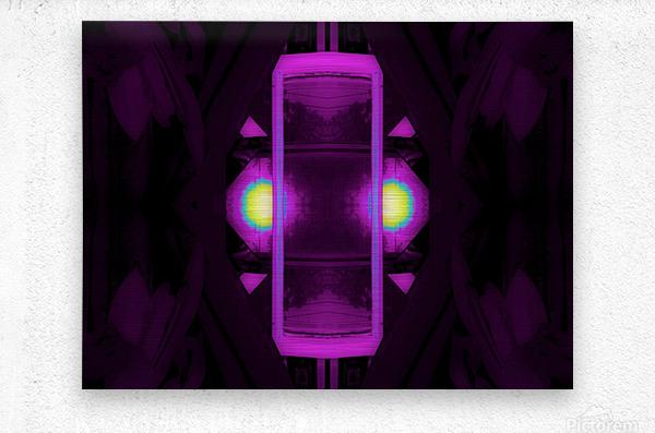 Portal  20   Metal print