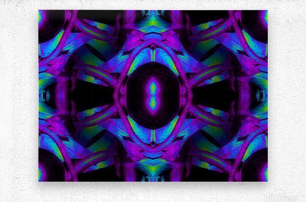 Portal  42   Metal print