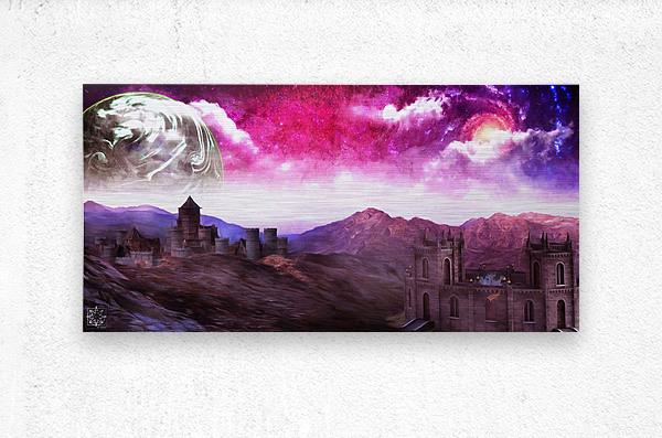 Serenity Vale  Metal print