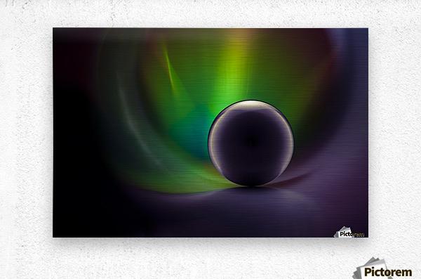 Dragon Ball by Raffaele Spettoli   Metal print