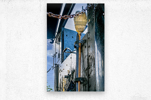 Strasburg 21  Metal print