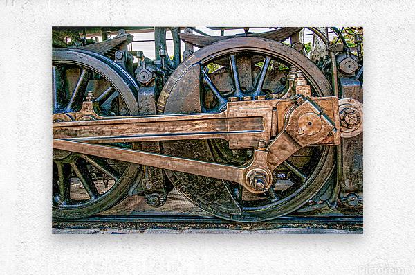 Strasburg 17  Metal print