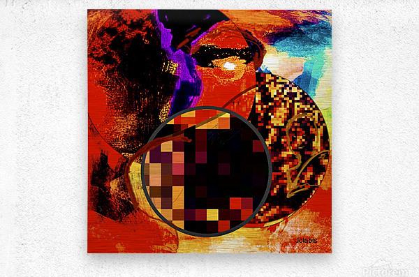 6F6EEFCF 571A 4F48 B1DD 6E590CA624FD  Metal print