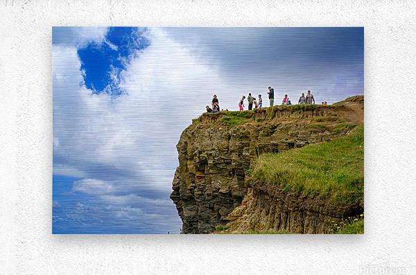 Cliffs Of Moher 3  Metal print
