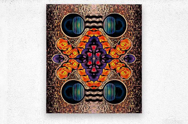 Hado Energy 11  Metal print