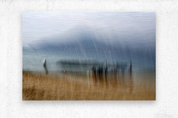 Rite of Passage Limited edition of  5-3 left  Metal print