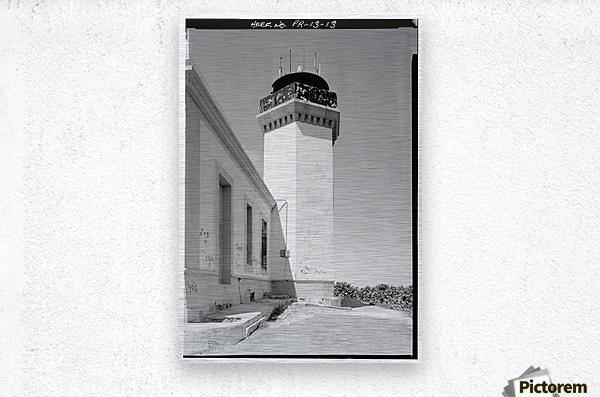 Faro de los Morillos de Arecibo, Puerto Rico  Metal print
