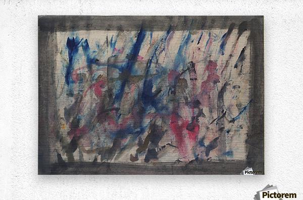 Anger 4  Metal print