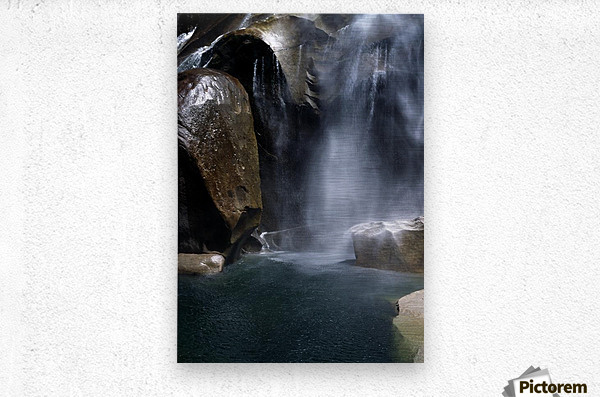 landscape_2_0205  Metal print