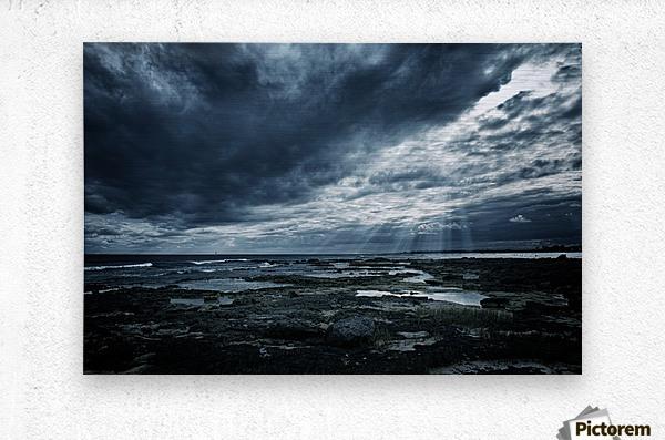 Dramatic Sky  Metal print