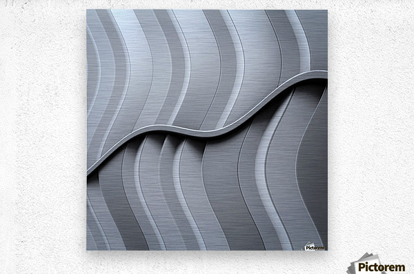 Just form,no function  Metal print