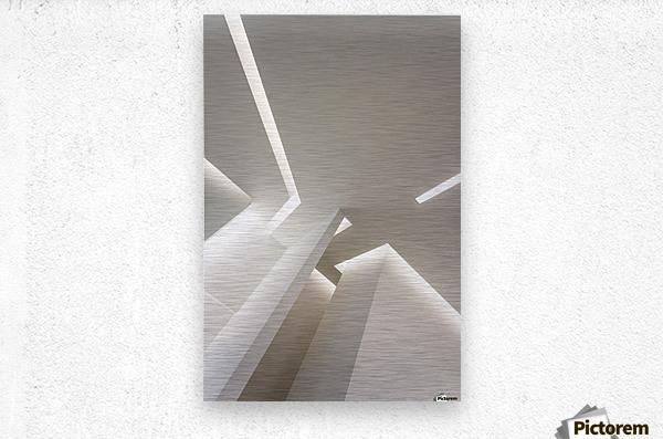 Gorges  Metal print