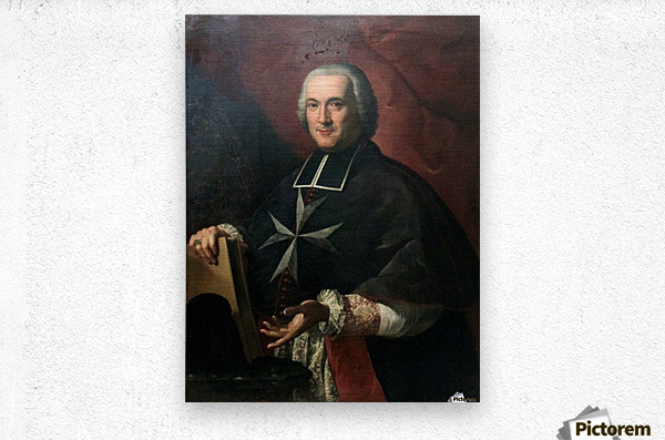 Giovanni Domenico Mainardi  Metal print