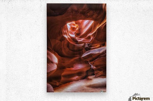 Antelope Canyon 3  Metal print