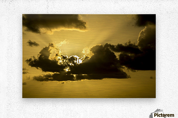 Breaking Sun  Impression metal