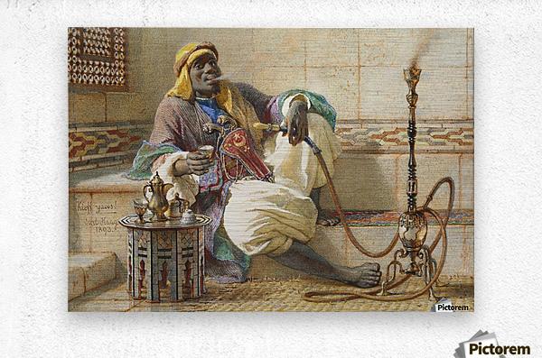 Kieff Yaoos 1893  Metal print