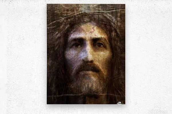 Jesus face of shroud The Face