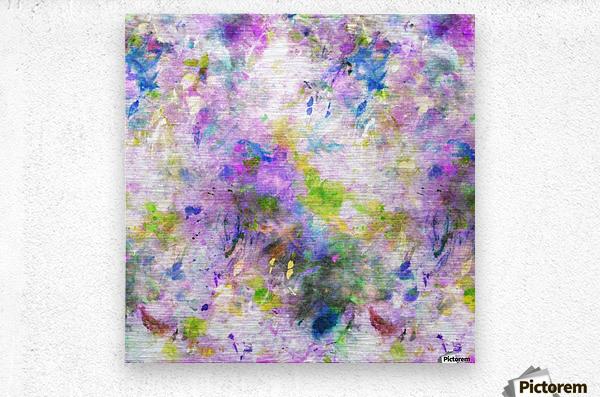 Colour Splash G260  Metal print