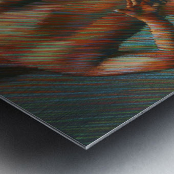 Into the light - 15-06-17 Metal print