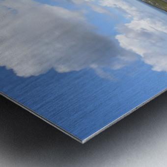 INIS MOR, THE ARAN ISLANDS Metal print