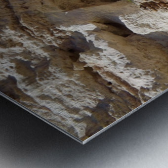 Montezuma's Castle-8 Metal print