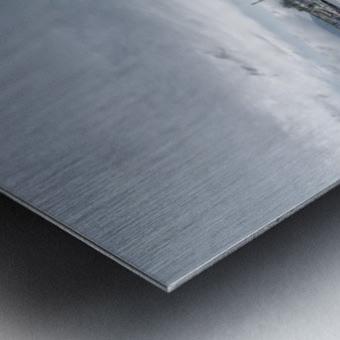 La Digue - Cheticamp Metal print