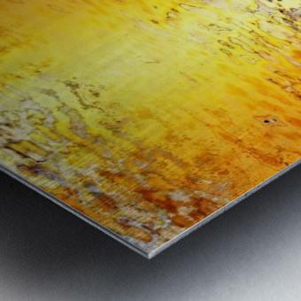 Destination Metal print