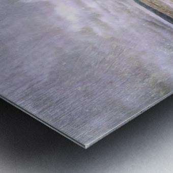 Weathered Metal print