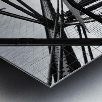 The Bridge - Spain Metal print