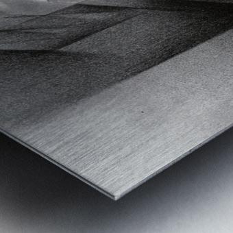 Roundism – 11-01-18  Metal print