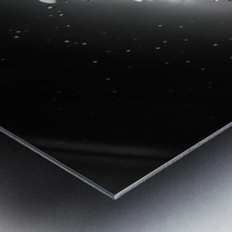 Micro Galaxy - Micro Galaxie Metal print