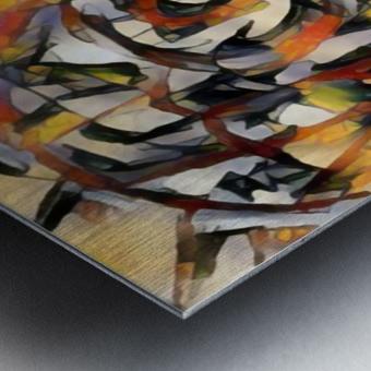 orvelle Metal print
