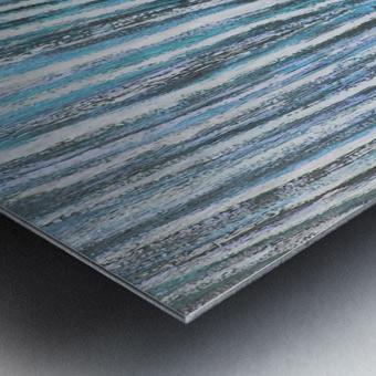 nervure Metal print