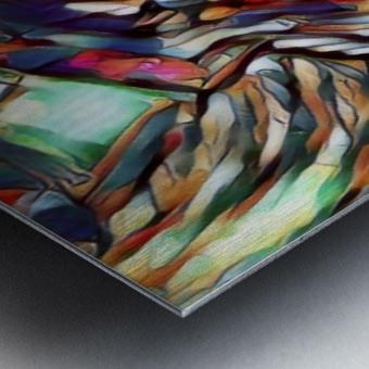 ripico Metal print