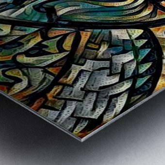 fargoeke Metal print