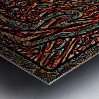 turrel  Metal print