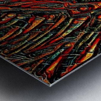 zuzun  Metal print