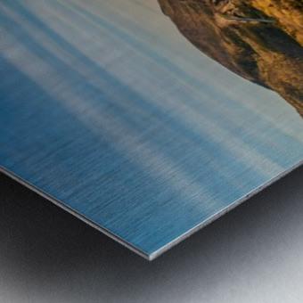 Coastal Pleasures Metal print