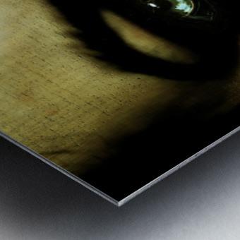 A (1) Metal print