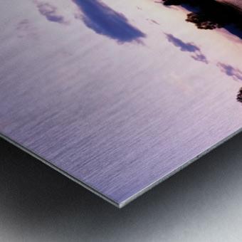 B (14) Metal print