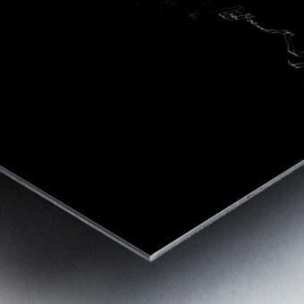 E (9) Metal print