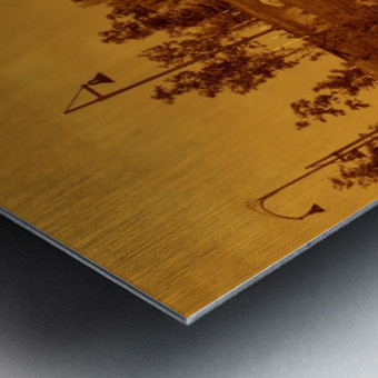 G (6) Metal print
