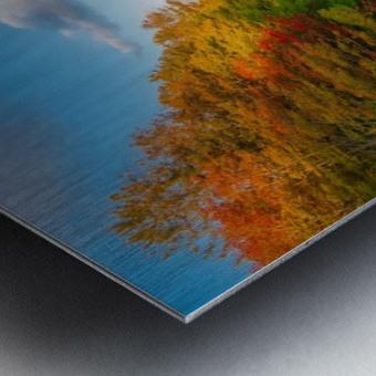 A Margaree Fall Metal print