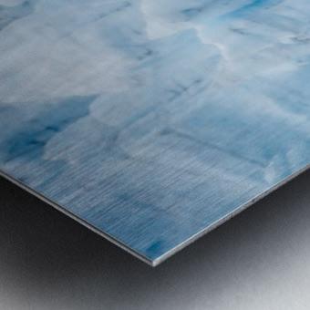 Alaska Gifts - Glacier Photographs Metal print