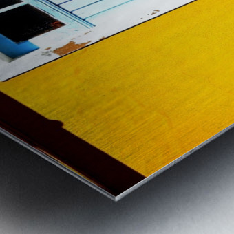 Yellow 04_OSG Metal print