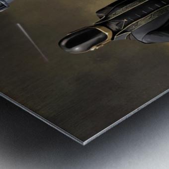 DP Metal print