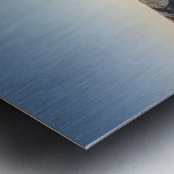 Separated Metal print
