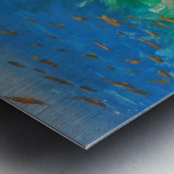 Fantasea Metal print