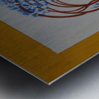 ahson qazi landscape (2) Metal print