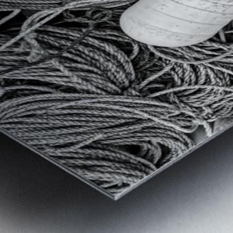 Rope & Buoys - APC-297 Metal print